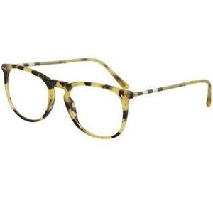 Burberry Eyeglasses Light Havana w/Demo Lens